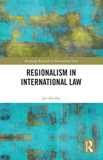 Regionalism in International Law book cover
