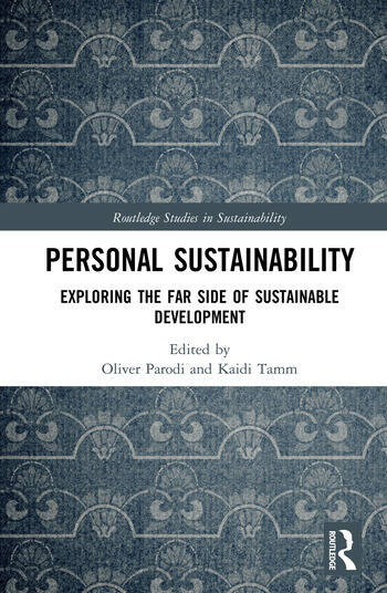 Personal Sustainability Exploring the Far Side of Sustainable Development book cover