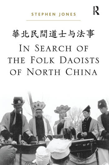 In Search of the Folk Daoists of North China book cover