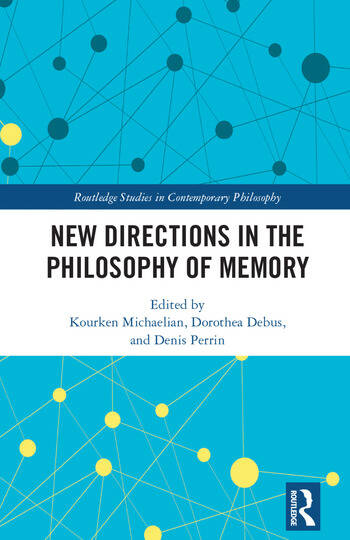 New Directions in the Philosophy of Memory book cover