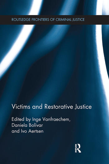 Victims and Restorative Justice book cover