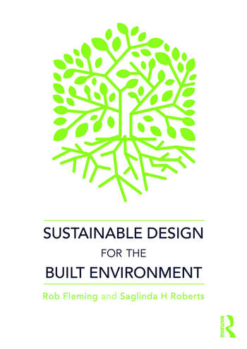 Sustainable Design for the Built Environment book cover