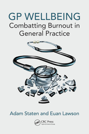GP Wellbeing Combatting Burnout in General Practice book cover