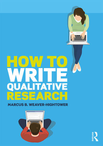 How to Write Qualitative Research book cover