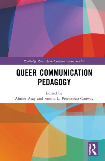Queer Communication Pedagogy book cover