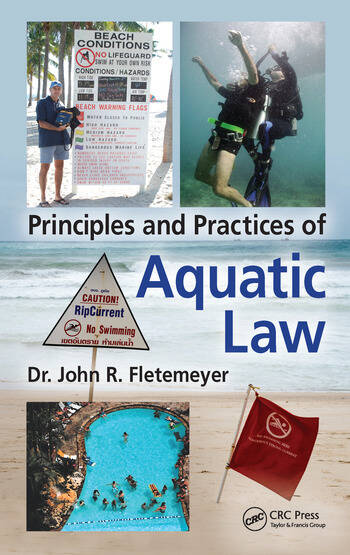 Principles and Practices of Aquatic Law book cover