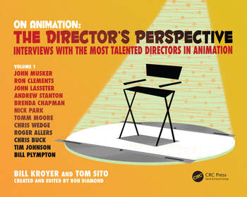 On Animation The Director's Perspective Vol 1 book cover