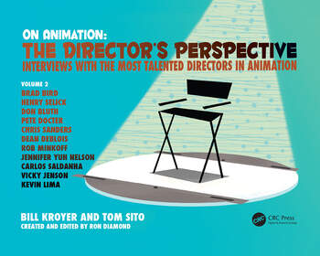 On Animation The Director's Perspective Vol 2 book cover