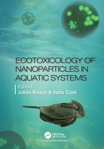 Ecotoxicology of Nanoparticles in Aquatic Systems book cover
