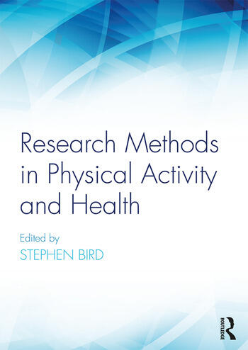 Research Methods in Physical Activity and Health book cover