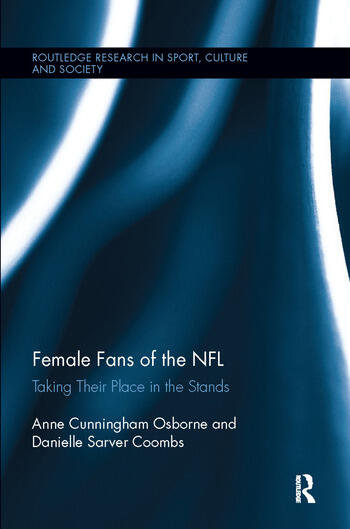Female Fans of the NFL Taking Their Place in the Stands book cover