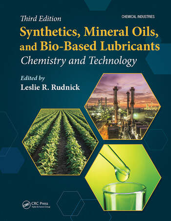 Synthetics, Mineral Oils, and Bio-Based Lubricants Chemistry and Technology book cover