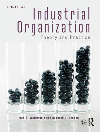 Industrial Organization Theory and Practice book cover