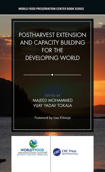 Postharvest Extension and Capacity Building for the Developing World book cover