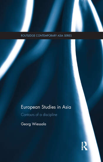European Studies in Asia Contours of a Discipline book cover