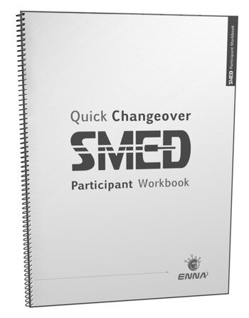 Quick Changeover: Participant Workbook Participant Workbook book cover