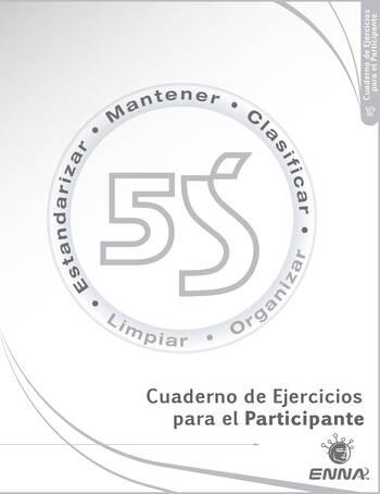 5S: Cuaderno de Ejercicios para el Participante book cover
