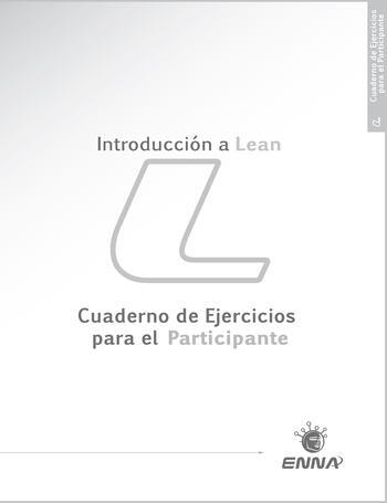 Intro a Lean Participant Workbook (Spanish) book cover