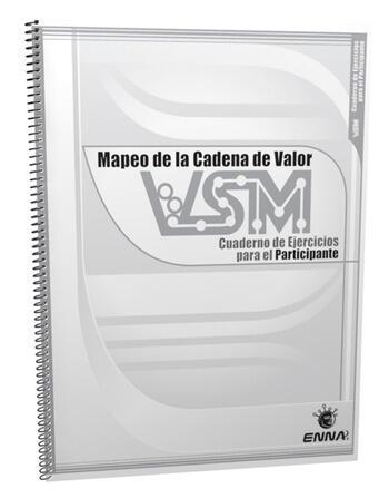 VSM Participant Workbook (Spanish) book cover