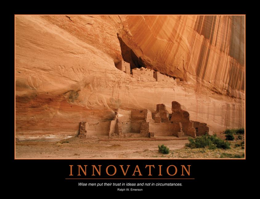Innovation Poster book cover