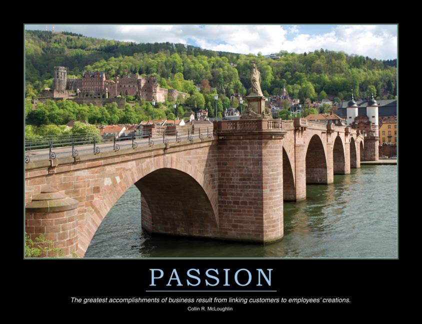 Passion Poster book cover