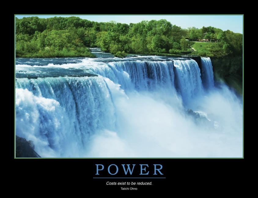 Power Poster book cover