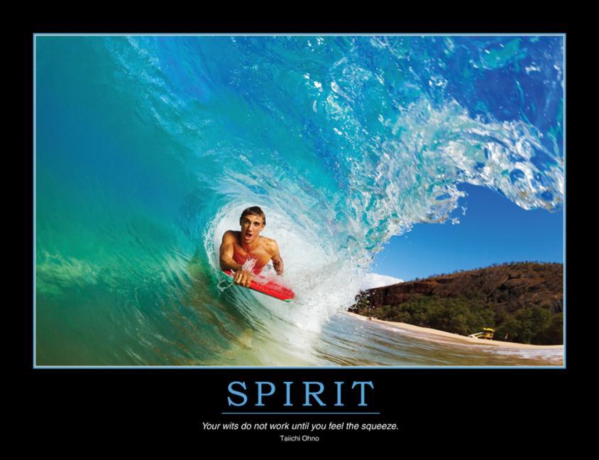 Spirit Poster book cover