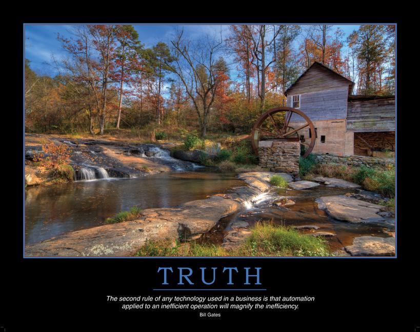 Truth Poster book cover
