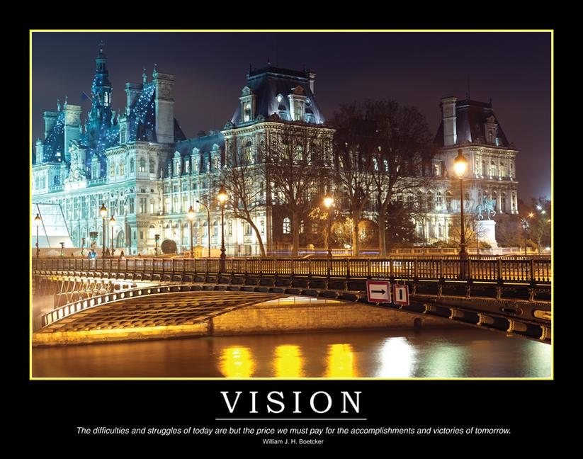 Vision Poster book cover