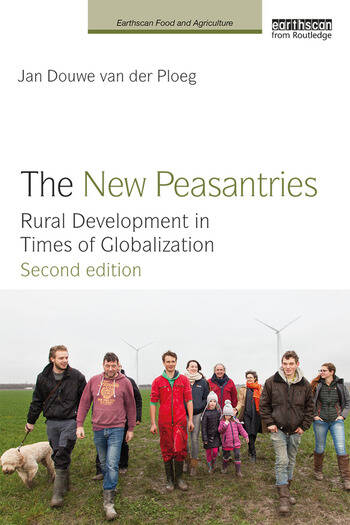 The New Peasantries Rural Development in Times of Globalization book cover