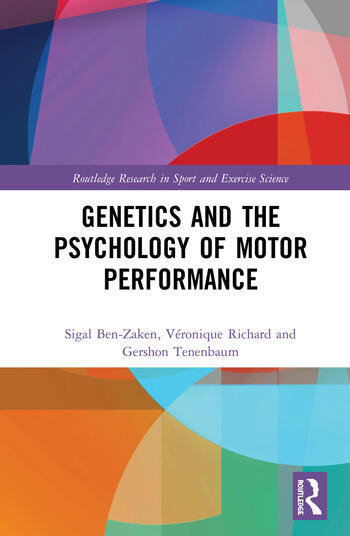 Genetics and the Psychology of Motor Performance book cover