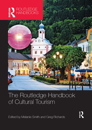 The Routledge Handbook of Cultural Tourism book cover