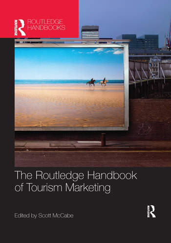 The Routledge Handbook of Tourism Marketing book cover