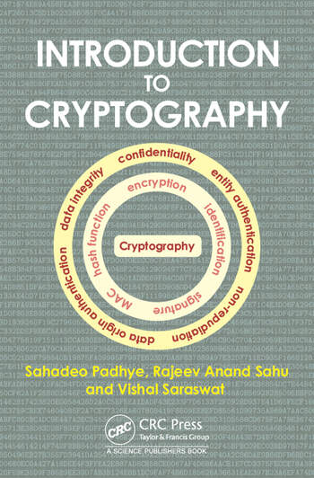 Introduction to Cryptography book cover
