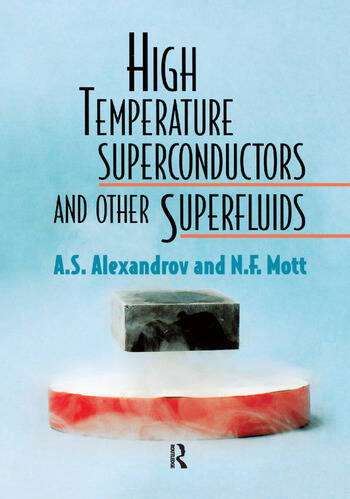 High Temperature Superconductors And Other Superfluids book cover