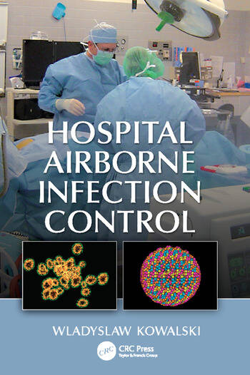 Hospital Airborne Infection Control book cover