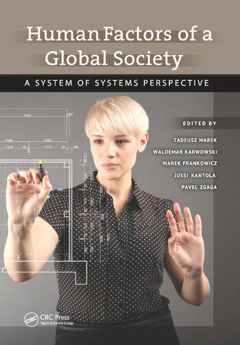 Human Factors of a Global Society A System of Systems Perspective book cover