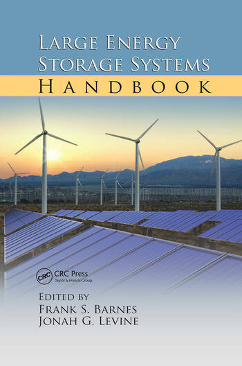 Large Energy Storage Systems Handbook book cover
