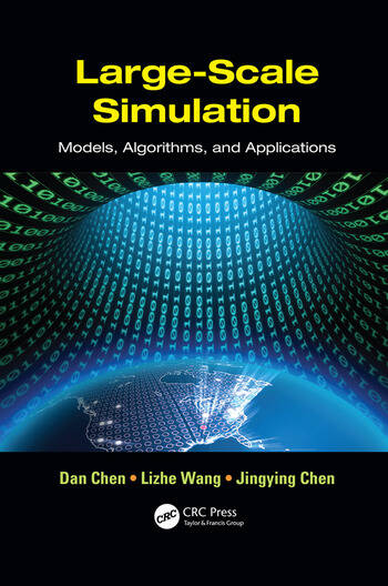 Large-Scale Simulation Models, Algorithms, and Applications book cover