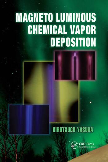 Magneto Luminous Chemical Vapor Deposition book cover