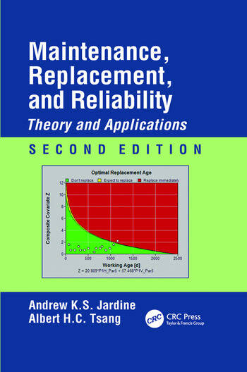 Maintenance, Replacement, and Reliability Theory and Applications, Second Edition book cover