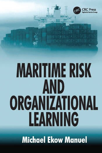 Maritime Risk and Organizational Learning book cover
