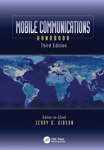 Mobile Communications Handbook, Third Edition book cover