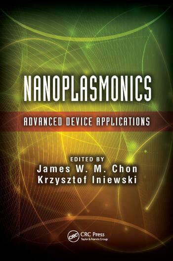 Nanoplasmonics Advanced Device Applications book cover