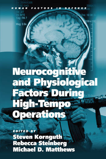 Neurocognitive and Physiological Factors During High-Tempo Operations book cover