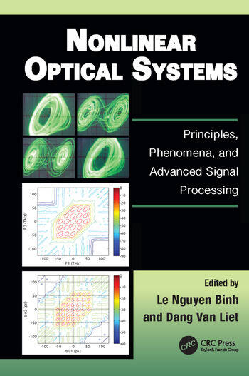 Nonlinear Optical Systems Principles, Phenomena, and Advanced Signal Processing book cover