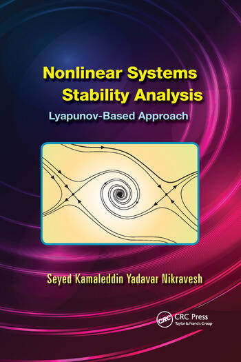 Nonlinear Systems Stability Analysis Lyapunov-Based Approach book cover