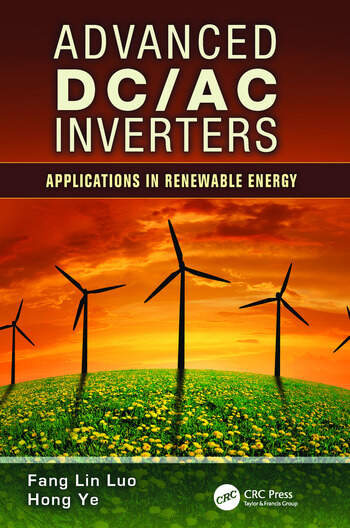 Advanced DC/AC Inverters Applications in Renewable Energy book cover