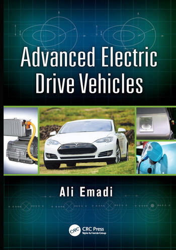 Advanced Electric Drive Vehicles book cover
