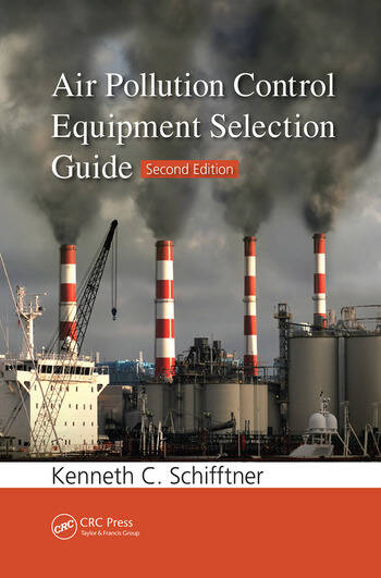 Air Pollution Control Equipment Selection Guide book cover